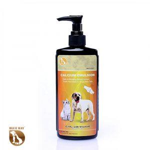 狗用產品 倍力 BLUEBAY 鈣乳液 Calcium Emulsion 236ml 寵物用品店推薦