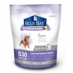 乾糧 倍力 BLUEBAY S30關節保健低敏配方天然犬糧 (羊肉+南瓜) 寵物用品店推薦