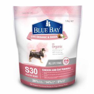 乾糧 倍力 BLUEBAY S30心血管保健低敏配方天然犬糧 (雞肉+燕麥) 寵物用品店推薦