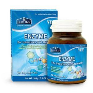 狗用產品 倍力 BLUEBAY 酵素整腸粉 Vet Enzyme 100g 寵物用品店推薦