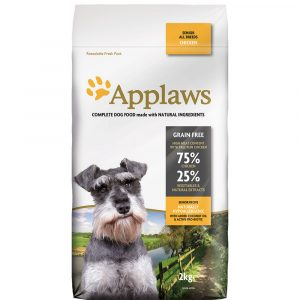 乾糧 愛普士 APPLAWS 天然無穀物成犬糧 – 雞肉(老犬適用)2KG 寵物用品店推薦