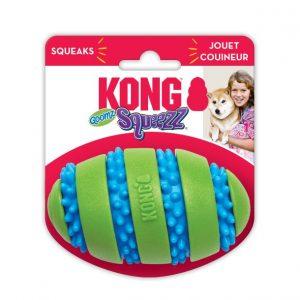 狗用產品 KONG 發聲潔齒足球狗玩具 寵物用品店推薦