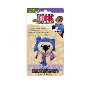 玩具 KONG 刺猬貓玩具 (薰衣草+貓草) 寵物用品店推薦