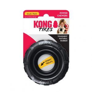 狗用產品 KONG 輪胎型健齒狗玩具 寵物用品店推薦