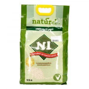 貓用產品 俄羅斯 N1 天然玉米豆腐砂 (幼粒裝 2.0MM) 17.5L 寵物用品店推薦