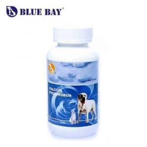 狗用產品 倍力 BLUEBAY 鈣磷片 Calcium Phosphorus (50片) 寵物用品店推薦