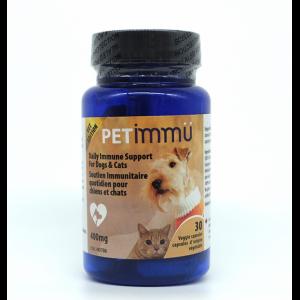 狗用產品 PetIMMU Vet Edition 免疫系統保健品 (30粒) 寵物用品店推薦