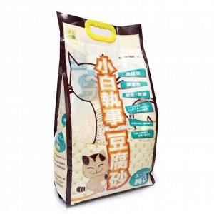 貓用產品 小白執事 豆腐砂 超極細 1.5mm 18L 寵物用品店推薦