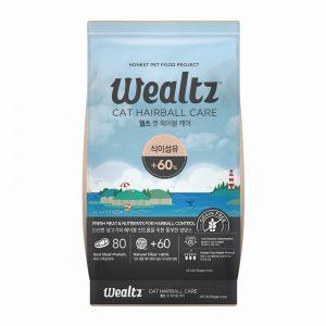 乾糧 Wealtz 維爾滋 全方位毛球控制 貓糧 (全年齡配方) 寵物用品店推薦