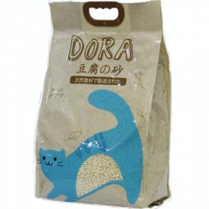 貓用產品 PET148 DORA 豆腐砂 粗粒裝 18L 寵物用品店推薦
