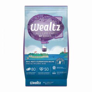 乾糧 Wealtz 維爾滋 鮮雞肉、超級食物 貓糧 (全年齡配方) 寵物用品店推薦