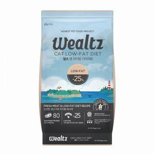 乾糧 Wealtz 維爾滋 全方位體重管理 貓糧 (全年齡配方) 寵物用品店推薦