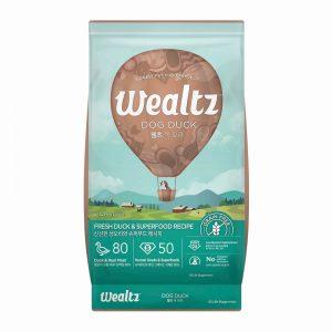 乾糧 Wealtz 維爾滋 鮮鴨肉、超級食物 犬糧 (全年齡配方) 寵物用品店推薦