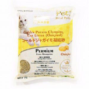 貓用產品 PET148 黃金馬鈴薯凝結砂 9.5L 寵物用品店推薦