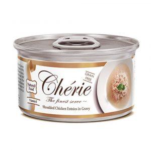 罐頭食品 Cherie 天然雞肉 貓罐頭 寵物用品店推薦