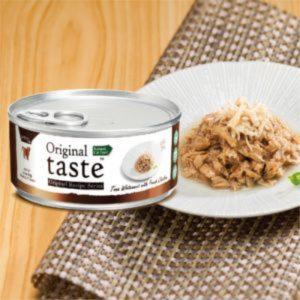 罐頭食品 Original taste 天然吞拿魚、雞肉罐頭 70g 寵物用品店推薦