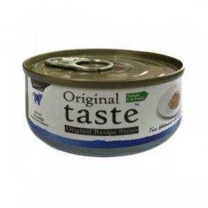 罐頭食品 Original taste 天然吞拿魚、鯖魚罐頭 70g 寵物用品店推薦