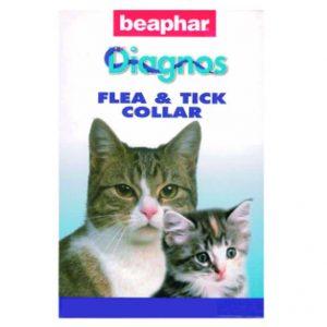 皮膚護理 Beaphar 五月效貓用殺蜱虱帶 寵物用品店推薦