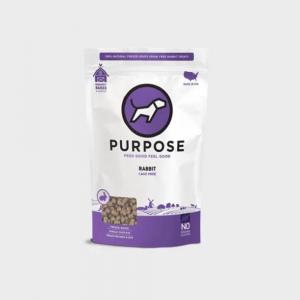 小食 Purpose 凍乾脫水 貓狗小食 (兔丁) 2.5oz 寵物用品店推薦
