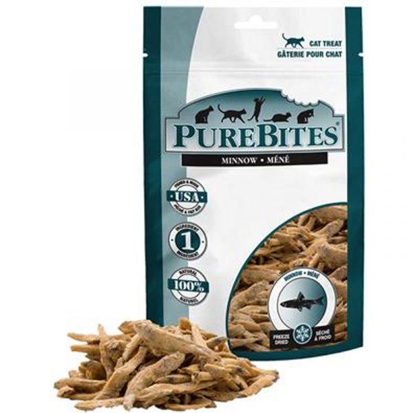 小食 PureBites 凍乾小魚 貓小食 31g 寵物用品店推薦
