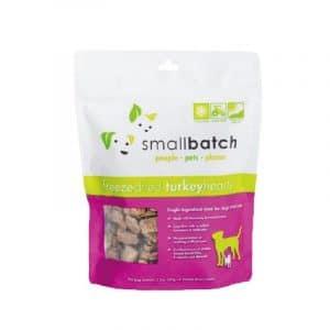 小食 愛寵小廚 SmallBatch Freeze Dried (Turkey Hearts) 凍乾(火雞心) 3.5oz 寵物用品店推薦