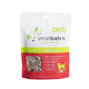 小食 愛寵小廚 SmallBatch Freeze Dried (Beef Hearts) 凍乾(牛心) 3.5oz 寵物用品店推薦