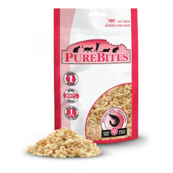 小食 PureBites 凍乾蝦 貓小食 寵物用品店推薦