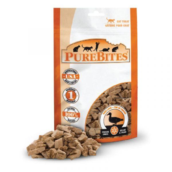 小食 PureBites 凍乾鴨肝 貓小食 寵物用品店推薦