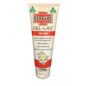 腸胃護理 Saint Bernard 聖伯納德 化毛護膚膏 100g 寵物用品店推薦