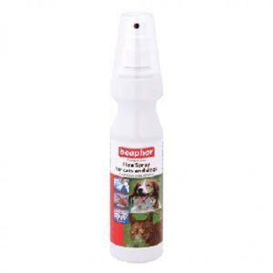 清潔用品 Beaphar 天然除蟲菊精噴劑 150ML 寵物用品店推薦