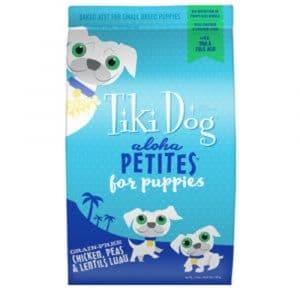 乾糧 Tiki Dog Baked Just For Small Breed Puppies 小型幼犬一口鬆脆烘焙犬糧 3.5lb 寵物用品店推薦