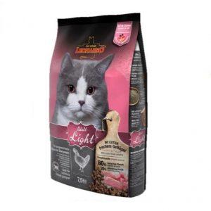 乾糧 Leonardo Natural Adult Cat Food (Light) 天然成貓糧(減肥配方) 寵物用品店推薦