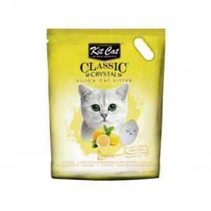 貓用產品 Kit Cat 天然水晶貓砂 5L 寵物用品店推薦