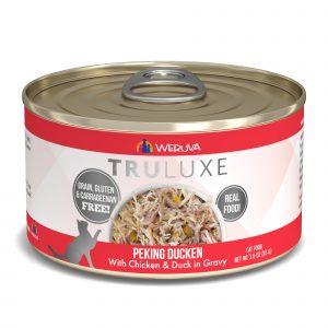 罐頭食品 WeRuVa 尊貴系列 無骨去皮雞胸肉、鴨胸肉 貓罐頭 寵物用品店推薦
