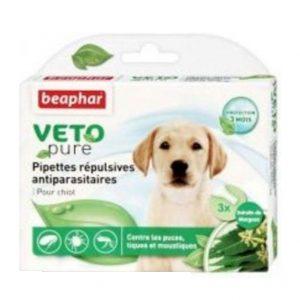狗用產品 Beaphar VETO pure 回歸自然滴劑 (犬用) 寵物用品店推薦