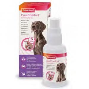 家居用品 Beaphar CaniComfort Calming Spray 犬用舒緩鎮定噴霧 60ml 寵物用品店推薦