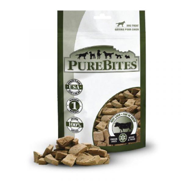 小食 PureBites 凍乾牛肝 狗小食 寵物用品店推薦