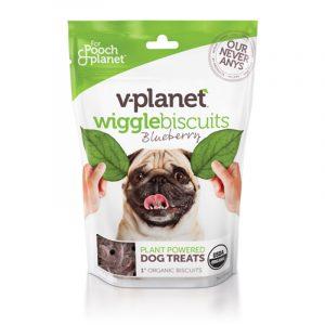 小食 V-Planet 素食餅乾 (藍莓) 7oz 寵物用品店推薦