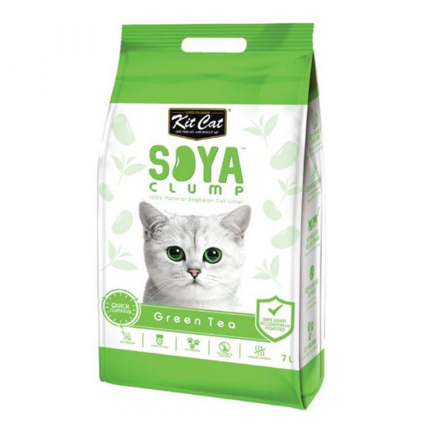 貓用產品 Kit Cat 豆腐貓砂 7L 寵物用品店推薦