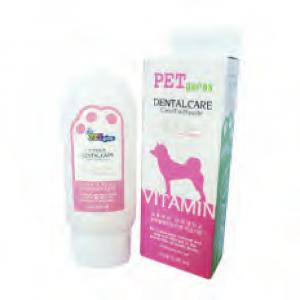 口腔護理 PET Perss 維他命牙膏 150g 寵物用品店推薦