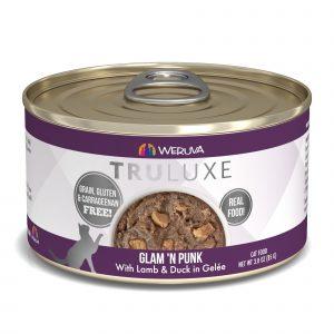罐頭食品 WeRuVa 尊貴系列 羊肉、無骨去皮雞胸肉 貓罐頭 寵物用品店推薦
