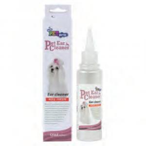 清潔用品 PET Perss 耳朵清潔劑 120ml 寵物用品店推薦