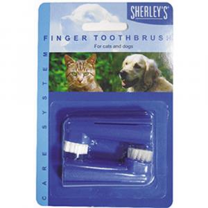 口腔護理 Beaphar 莎莉絲手指型牙刷(2枝) 寵物用品店推薦