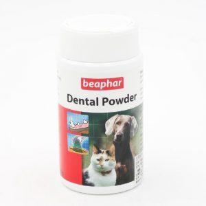 口腔護理 Beaphar 天然(褐藻)多功能護齒粉75G 寵物用品店推薦