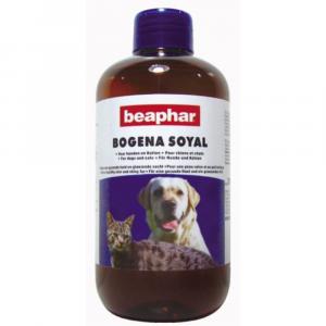 狗用產品 Beaphar 貓犬用美毛油 BOGENA OIL 200ML 寵物用品店推薦