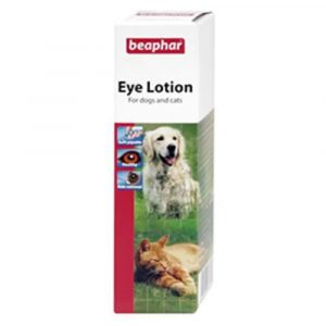 清潔用品 Beaphar 貓狗專用洗眼水 50ML 寵物用品店推薦