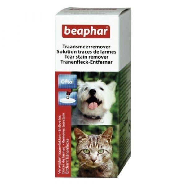 清潔用品 Beaphar 狗貓專用淚線清潔液 50ML 寵物用品店推薦