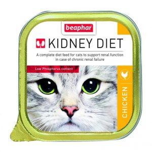 罐頭食品 Beaphar 腎臟保健配方貓罐頭 – 雞肉 100g 寵物用品店推薦