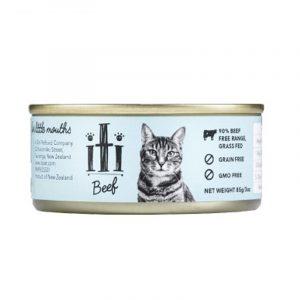 罐頭食品 ITI 紐西蘭天然無穀物(牛肉) 貓罐頭 85G 寵物用品店推薦