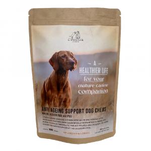 狗用產品 LIFESPAN CANINE 逆齡寶 100粒裝 寵物用品店推薦